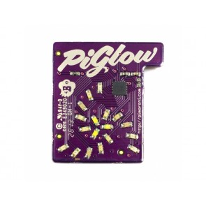PiGlow - LED Feedback Add-On Board