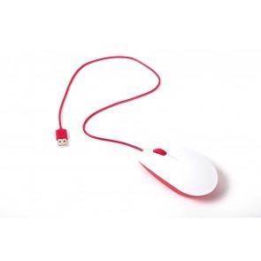 Original Raspberry Pi Mouse - Red