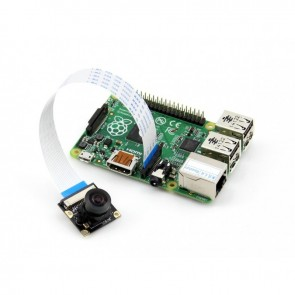 Raspberry Pi Camera (G), Fisheye Lens