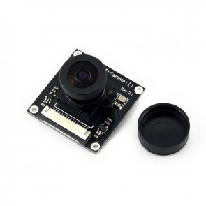 Raspberry Pi Camera (I), Fisheye Lens - Fischauge