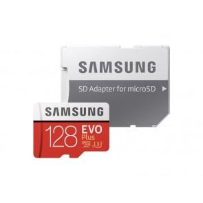 Samsung microSDXC Card Evo+ UHS-I U3 128GB