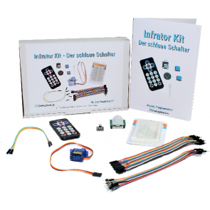 Raspberry Pi Infrarot Kit - Der Schlaue Schalter