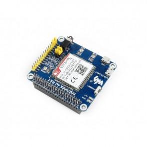 4G / 3G / 2G / GSM / GPRS / GNSS HAT für Raspberry Pi, LTE CAT4