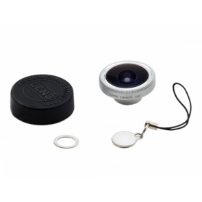 Magnetic Super Fisheye Lens