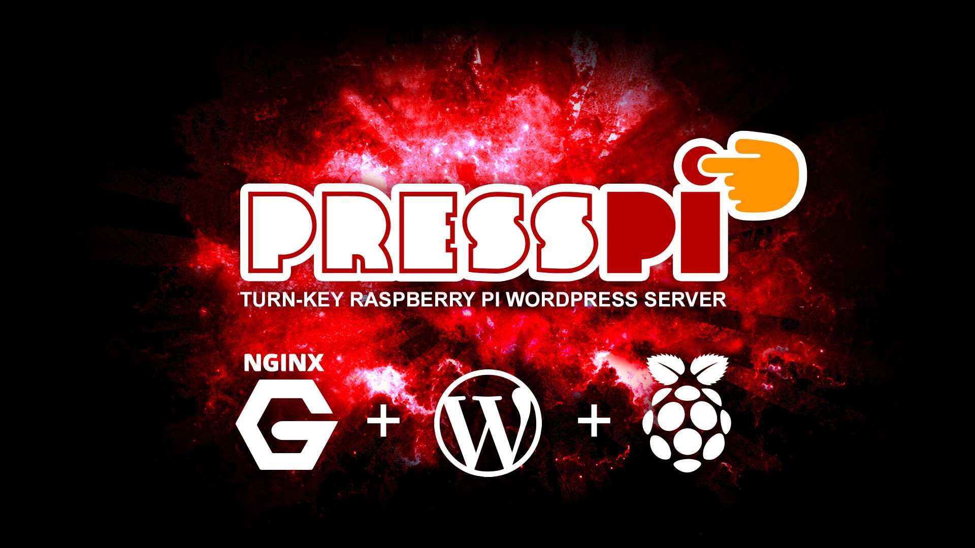 PressPI: Turn-Key Raspberry Pi Wordpress Server