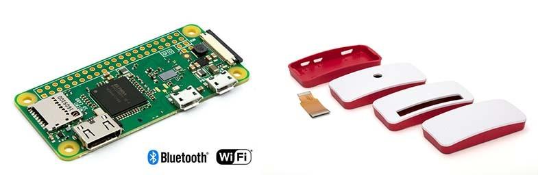 Raspberry Pi ZERO und Raspberry Pi ZERO W in der Schweiz verfügbar