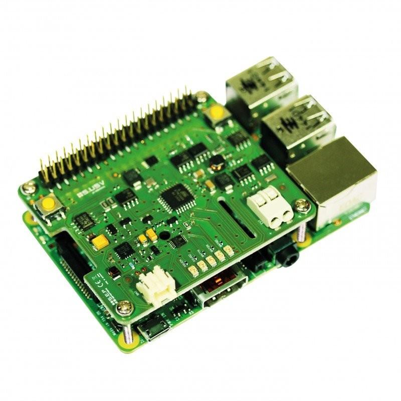 S.USV Pi Advanced - Power ohne Ende (Neue Revision 2 mit bis zu 5A)