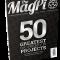 """Die 50. Ausgabe des Magazins """"The MagPi"""" - mit den 50 besten Projekten zum Nachbauen"""