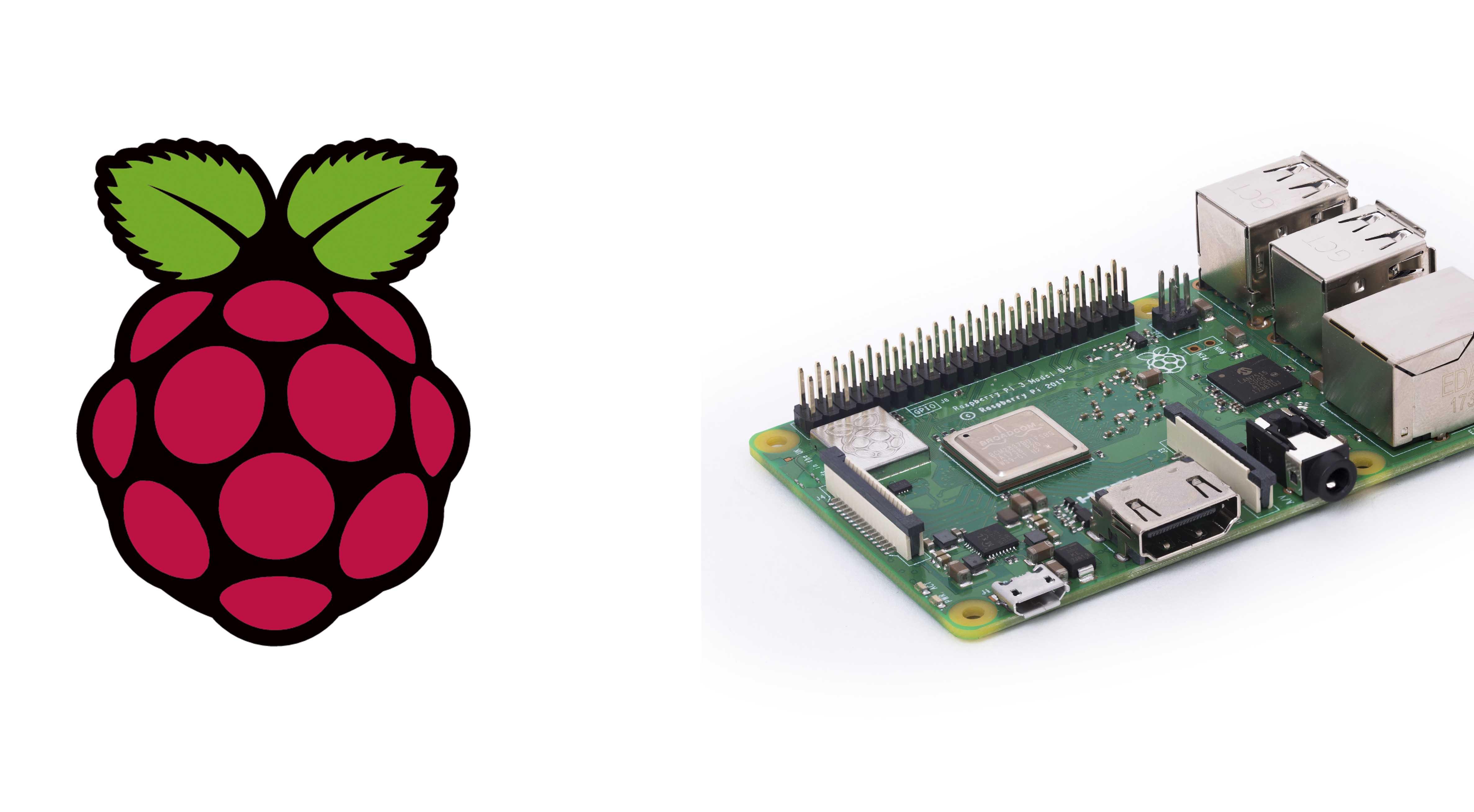 Raspberr Pi 3 Model B+