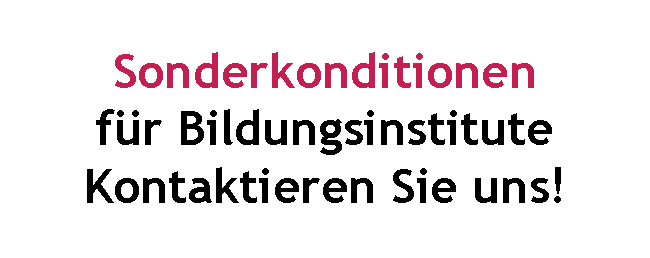 Sonderkonditionen