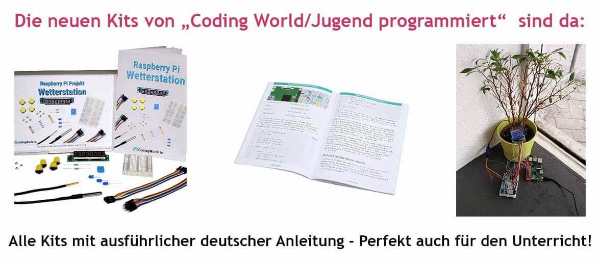 Coding World/Jugend programmiert
