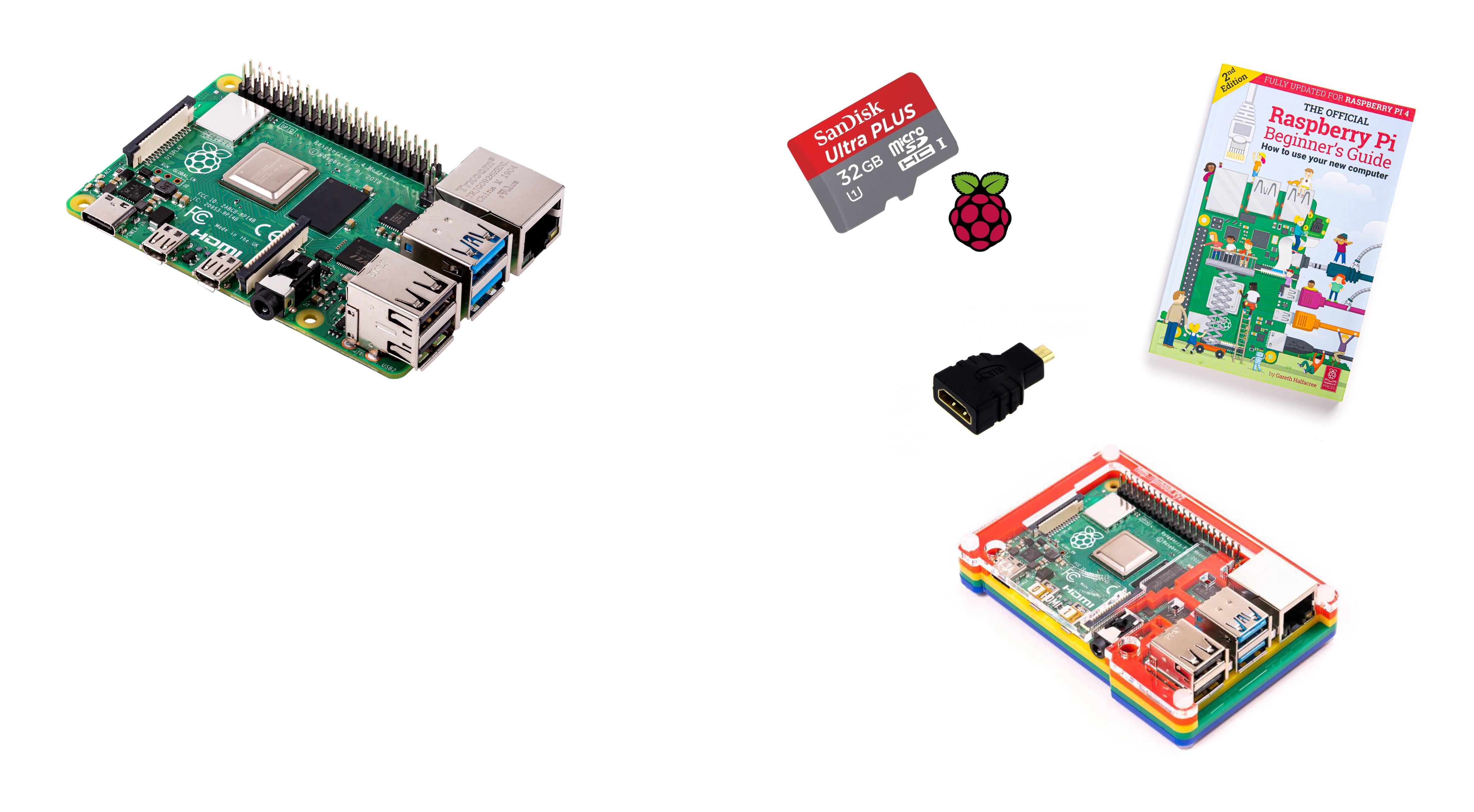 Raspberry Pi - Willkommen im Raspberry Pi-Shop ch